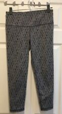 Women's VSX VICTORIA'S SECRET Light Grey Leggings - Size Small