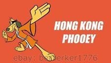 Hong Kong Phooey 3'x5' flag banner 1 Hanna-Barbera USA Seller Shipper