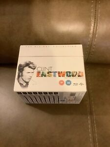 CLINT EASTWOOD EIGHT (8) MOVIE COLLECTION BLU-RAY BOX SET