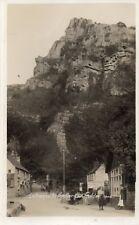 Entrance to the Gorge, Cheddar Somerset Original Unused Postcard (110SOM)