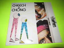 CHEECH AND CHONG - GET OUT OF MY ROOM SOUNDTRACK LP EX