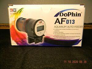 DOPHIN AF-013 NEW OPEN BOX- AQUARIUM AUTO FEEDER