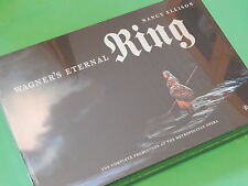 WAGNER'S ETERNAL RING by Nancy Ellison  HBDJ Slipcased Edition NEW