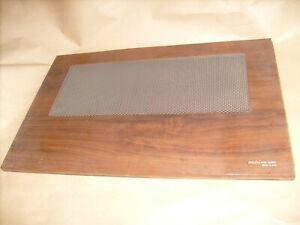 Vintage TECHNICS SA-500 RECEIVER STEREO -  ORIGINAL  TOP PANEL W/ GRILL