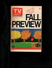 TV GUIDE SEPT10 1977 (FALL PREVIEW) FREE SHIPPING ON $15 ORDER!