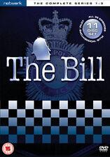 DVD:THE BILL - SERIES 1-3 - NEW Region 2 UK