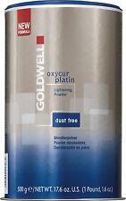 Goldwell Oxycur Platin Powder Dust Free 500g