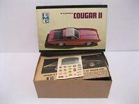 Vintage 1966 IMC Ford Cougar ll 1/25