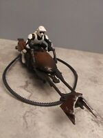 Kenner/Hasbro Star Wars SSP. W/CORD.VI - POTF Endor Power Racing SPEEDER BIKE