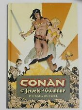 Conan the Barbarian Jewels of Gwahlur GN TPB P. Craig Russell Dark Horse Comics