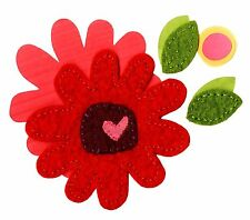 Sizzix Bigz Flower #5 die #659961 Retail $19.99 Cuts Fabric, SO SWEET!!!