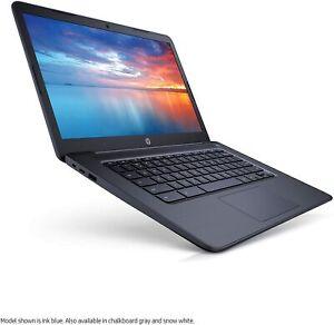 """HP Chromebook 14"""" 1080p, 4GB RAM, 32GB storage, 180-degree hinge - New in box"""