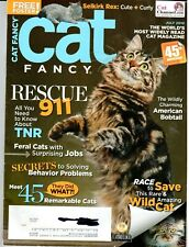 Cat Fancy ~ July 2010 ~ American Bobtail, Selkirk Rex