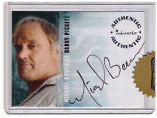 "Lost Season 3 a-28 sealed premium Autograph trading card michael Bowen ""Pickett"""
