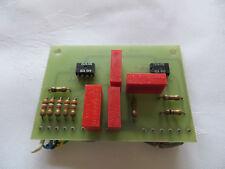 Vintage 1977 HH electrónica MA100 AO3091/3 PCB Probado Funcionando