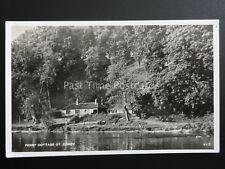 Cumbria GREAT CORBY Ferry Cottage - Old RP Postcard by Success Series 41/2