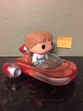 Funko POP! Rides Star Wars X-34 Landspeeder Luke Skywalker Tatooine *Custom