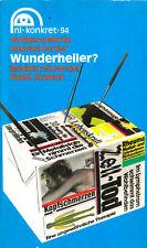 Mattig, Wolfgang; Gertler, Andreas; Wunderheiler - Medizin mit Pendel ..., 1989