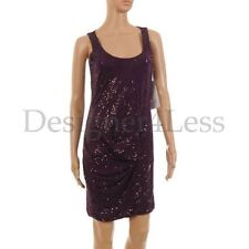 Rayon Sleeveless Party Regular Size Dresses for Women