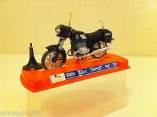 """Guiloy - 279 - Moto BMW 750 cc """"Trafico"""" - Police (1/24) Vintage"""