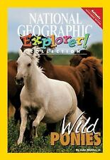 Explorer Pathfinder: Wild Ponies by National Geographic Learning Paperback Book