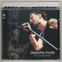 Depeche Mode - The Zombie Room 2CD - P. Rec 04-05 - Near-MINT - Live Italy 2001