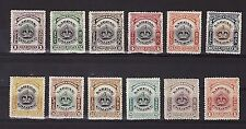 Edward VII Era (1902-1910) Colonial Stamp Collections