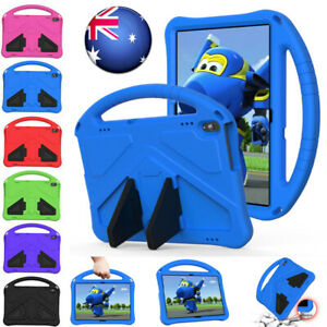 For Lenovo Tab M8 M10 HD/FHD E10 P10 P11 Kids Shockproof Handle Stand Case Cover