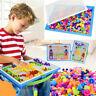 Mosaik-Steckspiel 296 Stecker Steckmosaik Spielzeug Geschenkset für Kinder DE