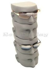 Male Mannequin Head Glasses Spetacle Display #Mface-G (4 pc)