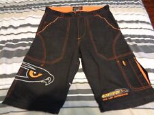 INTREPID  Force Racing Italy Shorts Mens Size 31 Black