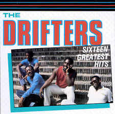16 Greatest Hits [Deluxe] by The Drifters (US) (CD, Mar-1994, Deluxe)