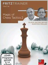 ChessBase: Müller, Meyer - Magic Of Chess Tactics 2  Schach Fritztrainer NEU OVP