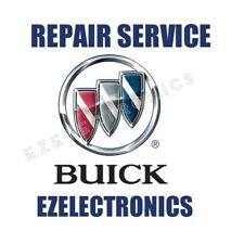 2002 TO 2007 BUICK RENDEZVOUS INSTRUMENT CLUSTER REPAIR SERVICE