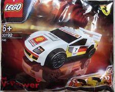 Lego 30192 Ferrari F40 Polybag Shell V-Power Car Sealed polybag