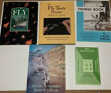 Vintage Fly Fishing Books And Magazines