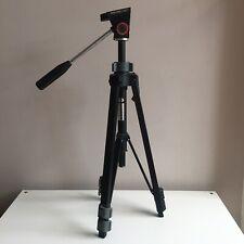 "Vintage SLIK ""cameraman"" Tripod Telescopic Legs Made In Japan"