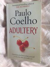 Paulo Coelho, Adultery - Roman Novel Englisch
