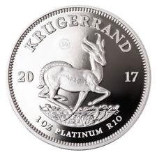 1 oz Platin Krügerrand 2017 - 50 Jahre 10 Rand Südafrika PP Polierte Platte