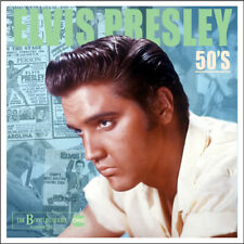 Elvis Collectors CD -ELVIS PRESLEY 50'S (Brand New release)