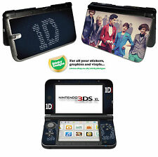 One Direction Vinyl Skin Sticker for Nintendo 3DS XL