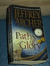Paths of Glory by Jeffrey Archer paperback thriller 9780312539528
