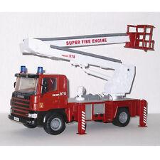Modellini statici di auto, furgoni e camion in plastica per Scania