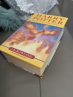 HARRY POTTER J.K.ROWLING ORDER OF THE PHOENIX FIRST EDITION  HARD BACK VGC