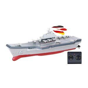 RC ferngesteuertes Mini Kriegsschiff,Flugzeugträger, Boot,Schiff-Modell mit Akku