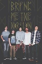 "BRING ME THE HORIZON POSTER ""BANDPICTURE #4"""