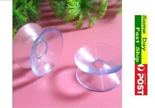 4 pcs double side suction cup 30 mm glass sucker table holder fixer AU fast ship