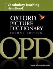 Oxford Picture Dictionary Vocabulary Teaching Handbook: Reviews research into st