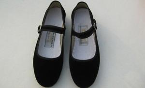 Women's Kung Fu Martial Arts Tai Chi Shaolin Wing Chun Cloth Shoes Sneakers