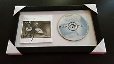 HANK 3 AUTOGRAPHED FRAMED RISIN OUTLAW CD COVER SIGNED HANK WILLIAMS III RARE